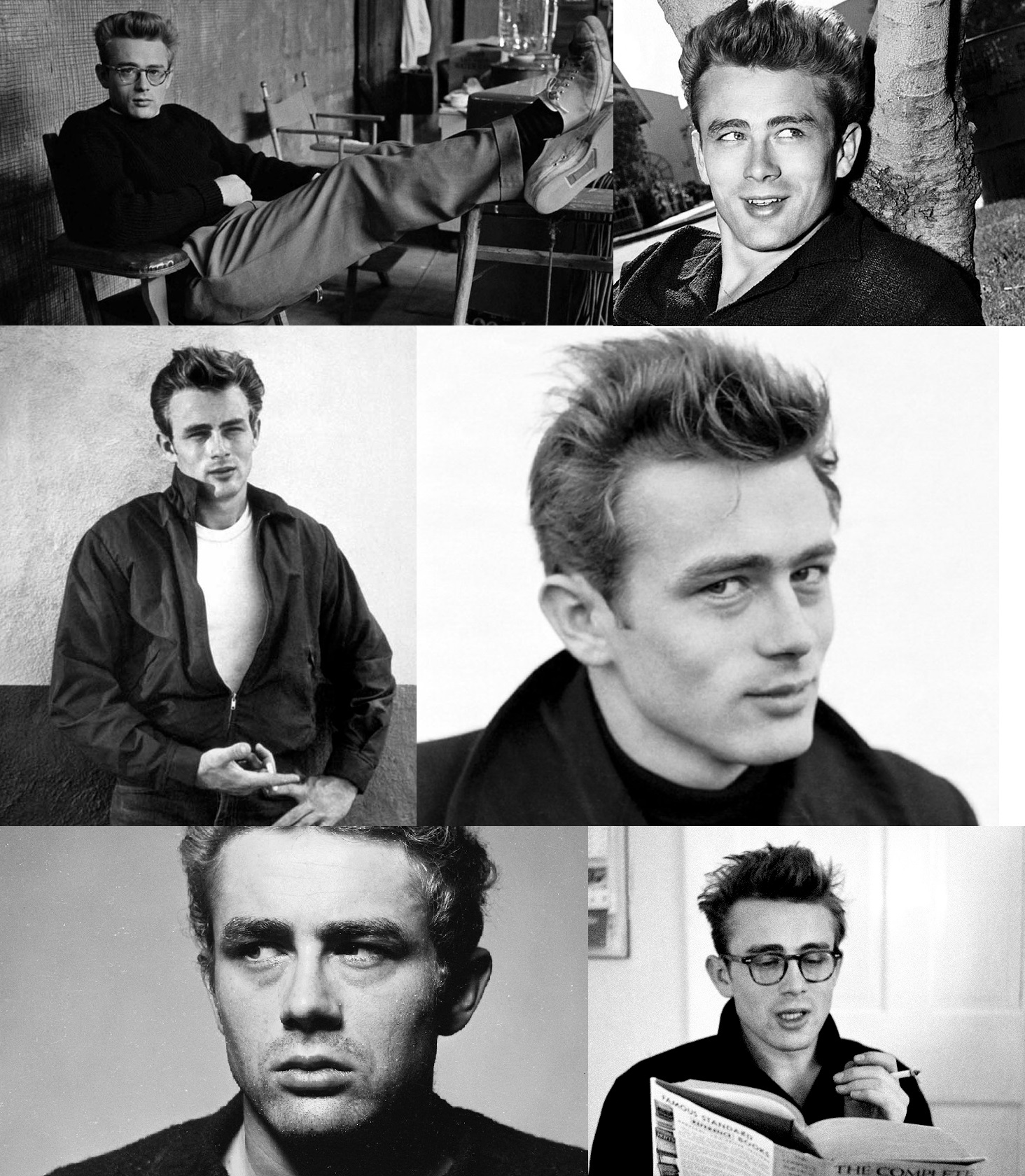 jamesdeancollage